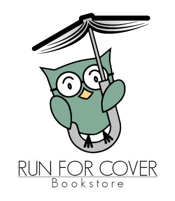 Logo for Run For Cover Bookstore